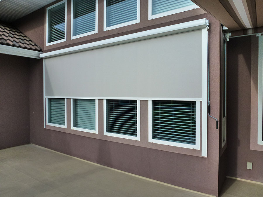 Wizard Screens Amp Curtains For Patios Balconies Amp Terraces